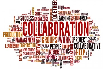 What can organisations learn by collaboration?