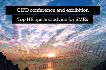 The explosive rise of 'social recruiting' - top HR tips and advice for SMEs (CIPD conference)