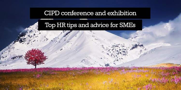 Solve a problem, know your customer and add value - top tips and advice for SMEs (CIPD conference)