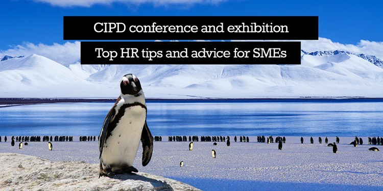 3 things you can do right now to make a difference – top HR tips and advice for SMEs (CIPD conference)