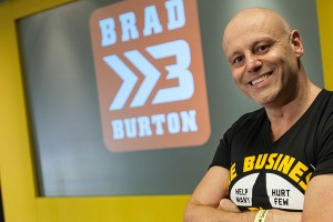 Brad Burton shares his top 3 tips for success