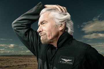 Richard Branson's 7 tips for business success