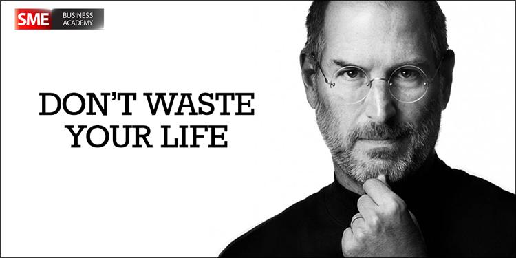 Steve Jobs - 7 tips for business success - SME Business Academy