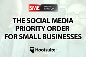 The social media priority order for small businesses - Interview with Paul Sackmann (Hootsuite)
