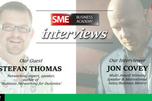Interview with Stefan Thomas - Networking (part 2)