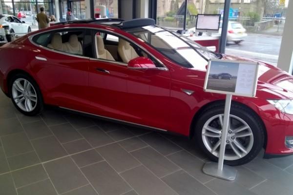 Matt Spivey - The future – test driven! (Tesla Model S)