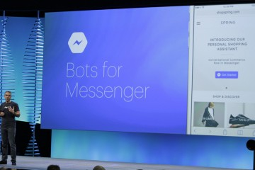 Facebook Messenger chief: It will be years before everyone has M