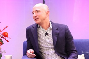 Jeff Bezos Interview