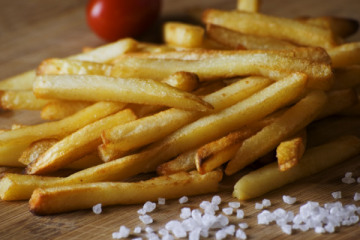 Do you want fries with that?…