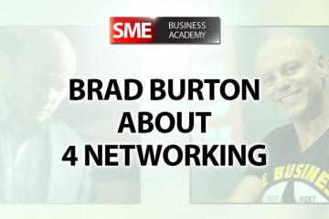 Brad Burton about 4 Networking