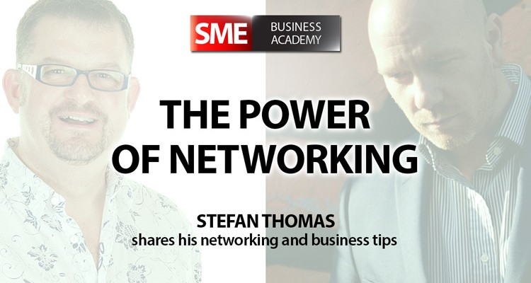 The power of networking - Stefan Thomas