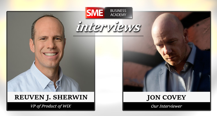 Wix Interview - Reuven J. Sherwin - VP of Product