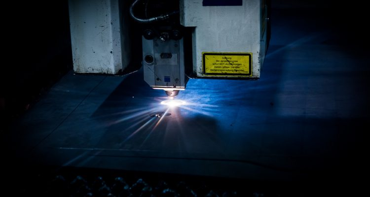 start laser cutting business